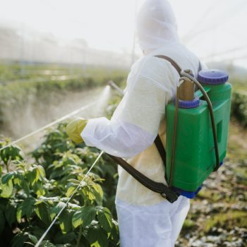 Reduced Pesticides Useage